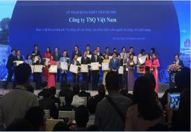 'Làm nhiều hơn nói', TSQ tạo dấu ấn tại Việt Nam
