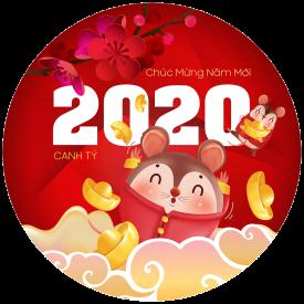 Thông báo về thời gian nghỉ Tết Nguyên đán Canh Tý - 2020
