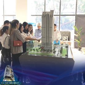 Tòa tháp Thiên Niên Kỷ - Hiện thực hóa giấc mơ an cư của người trẻ