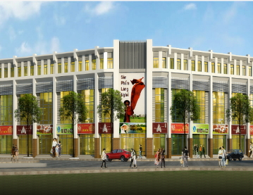 Exhibition Center (TM-03)